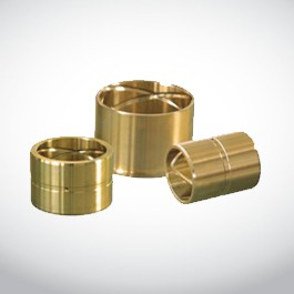 Earth moving bushings